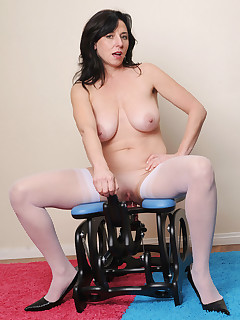 Anilos.com - Freshest mature women on the net featuring Anilos Karen Kougar free mature porn
