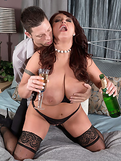 Scoreland - Champagne Room Boom Boom - Stephanie Stalls and Tyler Steel (60 Photos)